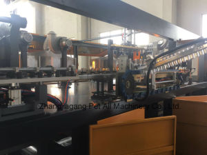 4cavityペットプラスチックびんの打撃形成機械