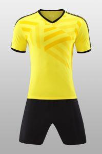 3627c98303 Novo Design Personalizado de futebol por sublimação de tinta barato Soccer  Jersey Camisas
