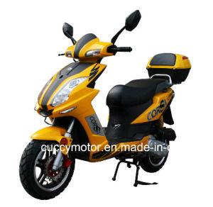 Новый роскошный самокат газа Vespa 150cc 125cc 50cc 49cc Fule Moto (CC150T-CS)