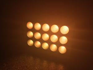 Alta potencia 240w Reflector LED RGB para la decoración del hotel