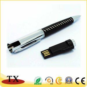 Флэш-накопитель USB перьев подарков логотип