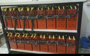 製造業者の電気通信FL12-100ahのための前部ターミナルゲル電池