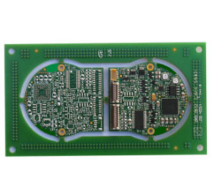 処置媒体のアダプターのためのカスタマイズされたFr4多層PCBのサーキット・ボード