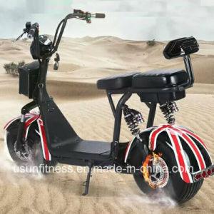 De verwijderbare Elektrische Autoped van Harley van de Fiets van de Band van de Batterij Vette Elektrische met Hoge snelheid