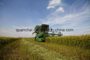 収穫機のための州IIのディーゼル機関