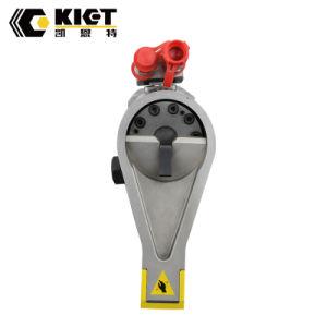 조정가능한 강철 물자 수동 토크 렌치