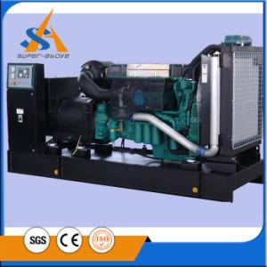企業のディーゼル発電機550 KVA