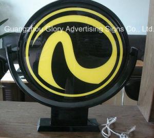 Вращающаяся лампа подписать /прокрутки блок освещения /светодиодный индикатор окно входа