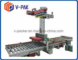 음료 패킹 선 (V-PAK WJ-SMD-20)를 위한 가득 차있는 자동적인 팰릿으로 운반 기계