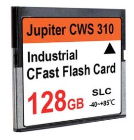 Промышленных SSD Cfast ДОК/флэш-памяти типа SLC