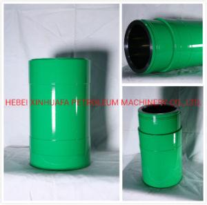 Dupla protecção de bomba de lama de alto de metal cromada
