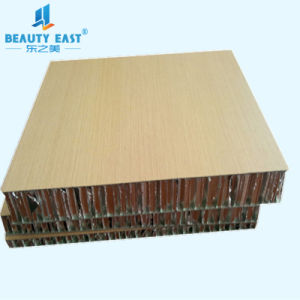 Plaque en alliage aluminium aluminium Panneau alvéolé Decoration Material