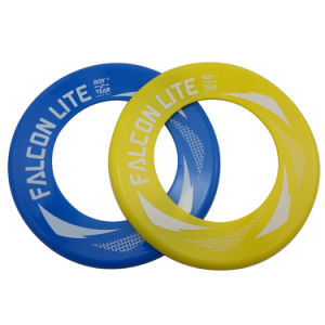 Anello vuoto rotondo di plastica all'ingrosso del Frisbee per il regalo di promozione