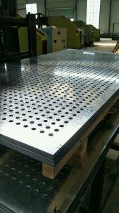 A36 Feuille de Métal perforé en acier galvanisé (XM1-9)