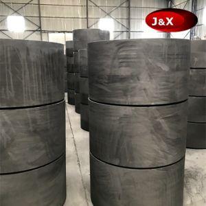Muffa rotonda dello scambiatore del cilindro del blocchetto del disco della grafite
