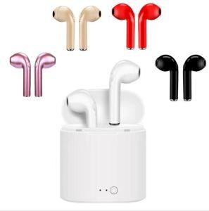Los auriculares I7s de Tws precio de fábrica de auriculares auriculares accesorios para teléfonos móviles