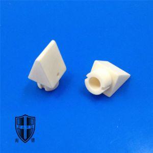 Abrasivos de Alta Pureza electrónico personalizado de piezas de cerámica de alúmina de la fábrica de Shenzhen
