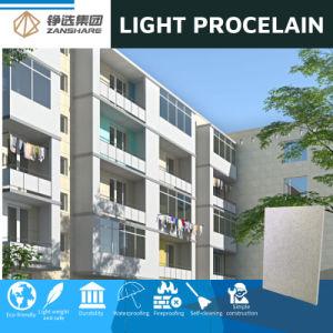 Сделано в Китае строительство наружные защитные элементы внутренней декоративные настенные лампы панели из фарфора огнеупорного гидроизоляции фасадом лампа фарфора фо камня шпона системной платы