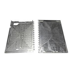 CNC van het Aluminium van de douane Malen die Delen machinaal bewerken