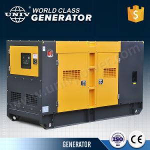 2018 generatore silenzioso eccellente globale del diesel di garanzia della qualità 24kw 30kVA