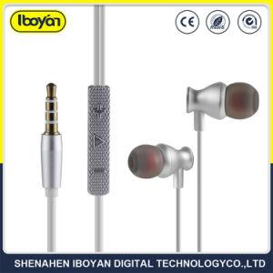Профессиональный спорт стерео 3,5 мм Разъем подключения к проводной в ухо наушников для мобильных ПК