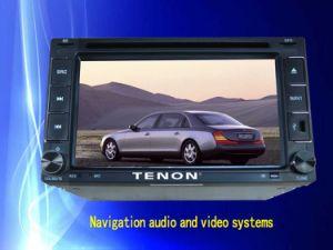 2 DIN 6.5inch универсальный DVD с GPS/Bluetooth/ТВ/радио/iPod/USB/SD