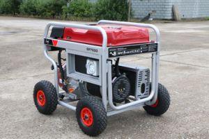 Fabriqué en Chine 6.5Kw Heavy Duty durable générateur de l'essence pour Honda GP7000