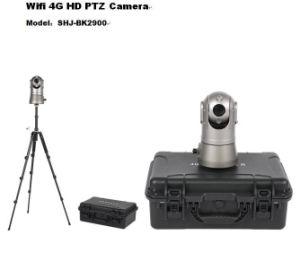 携帯用4G WiFi HDのドームIP PTZのカメラ