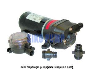 Mini-Bomba de diafragma DC (DP)