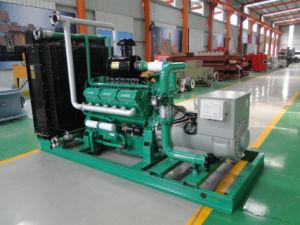 시멘스 발전기를 가진 600kw 생물 자원 발전기 세트