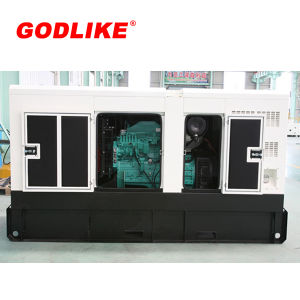 generatore diesel silenzioso eccellente di 80kw 100kVA alimentato da Cummins Engine