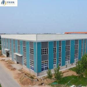 La Chine l'exportation de matériaux de construction de la Chambre modulaire Structure en acier atelier/entrepôt/Étable bâtiment préfabriqué