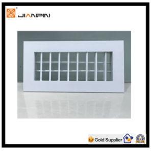 La calidad del suministro de rejilla de aire doble rejilla defección