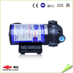 24V Self-Priming pompe de gavage pour purificateur d'eau