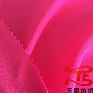 La Chine Textile tissu 100 % polyester Tissu Faille femmes robe