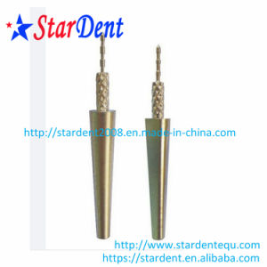 Materiales de laboratorio dental Espigas/Rodillera espigas