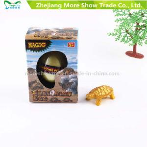 교육 마술 성장하고 있는 계란 확장 공룡알은 뱀 계란을