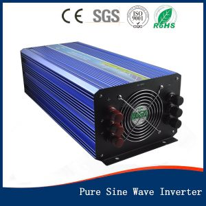 Постоянного тока AC синусоиды солнечной инвертирующий усилитель мощности 6 квт 60 Гц/50 Гц 110 В/230 В