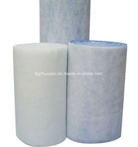 Полиэстер первичного моющийся фильтр воздуха рулона носителя, ЕС4, Merv9, F4, Arrestance 90%