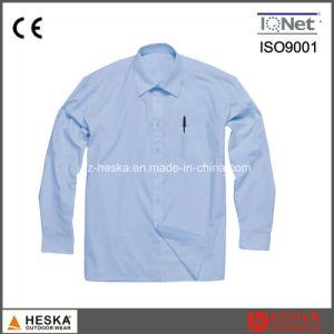 Formele Overhemden van één van de Zak de Lange Bureau van de Koker