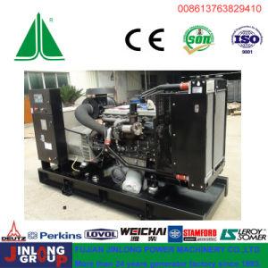 220kVA aplicações de conjuntos de geradores com motor Perkins