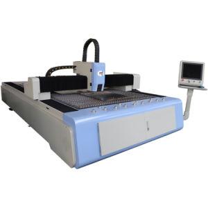 Baixo custo de Aço Inoxidável máquina de corte de fibra a laser para aço carbono metálica chapa galvanizada