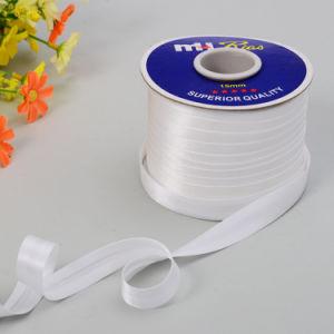 band van het Satijn van de Polyester van 15mm Bias Bindende