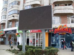 P6 SMD3535 plein écran LED de couleur pour publicité de plein air