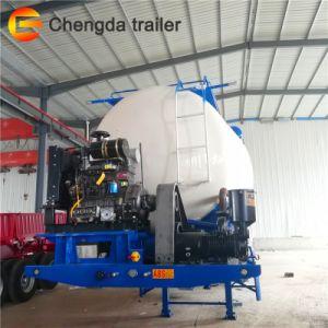 20ft 40FT Container Transport 2 3 essieux squelette personnalisés en option Conteneur de taille semi-remorque