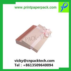 Custom отличное качество розничной упаковке подарочной упаковки бумаги крышки багажника и ювелирные изделия в упаковке