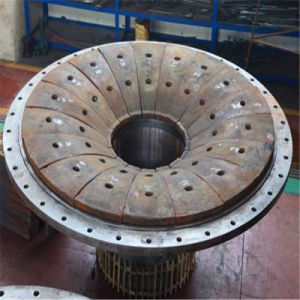高品質の鋳造物の鋼球の製造所の端カバー及びボールミルカバー