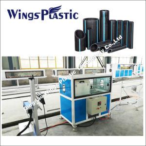 Tubo de HDPE de polietileno de alta densidade da linha de produção / máquina extrusora