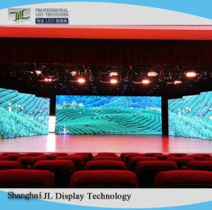 P6 Scène Affichage LED à l'intérieur d'affichage vidéo