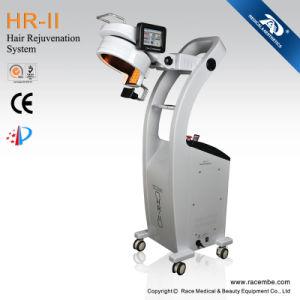Machine de restauration de cheveux à diodes laser plus fine pour le salon et la clinique Hr-Ii (avec certificat CE)